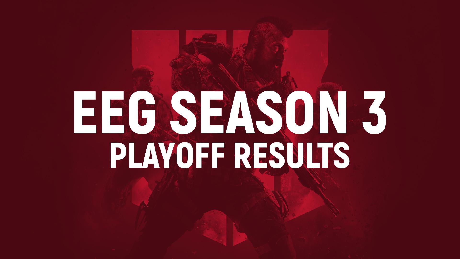 Viperio Place 17th-24th In EEG Season 3 Playoffs