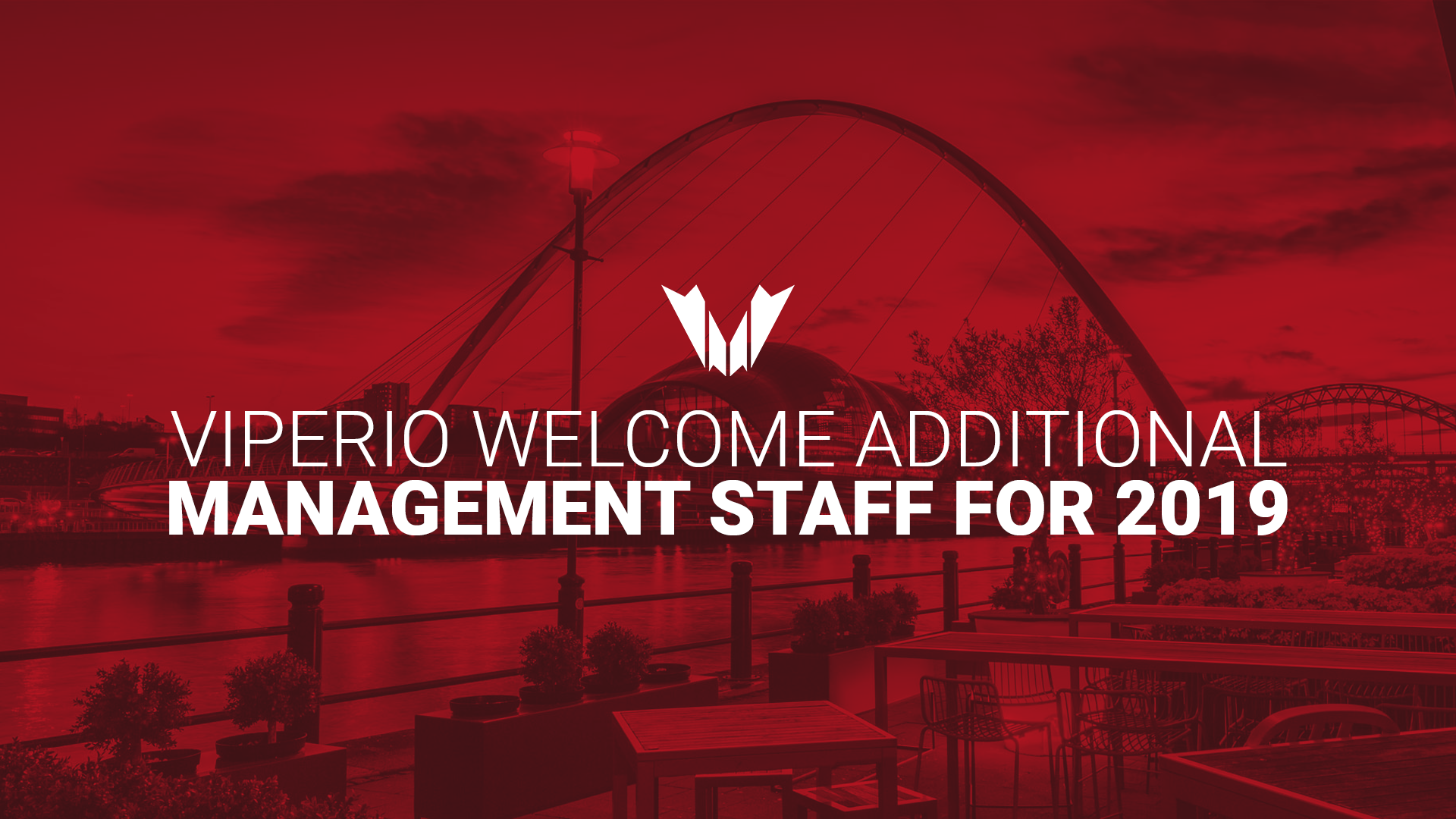 Viperio Welcome Additional Management For 2019