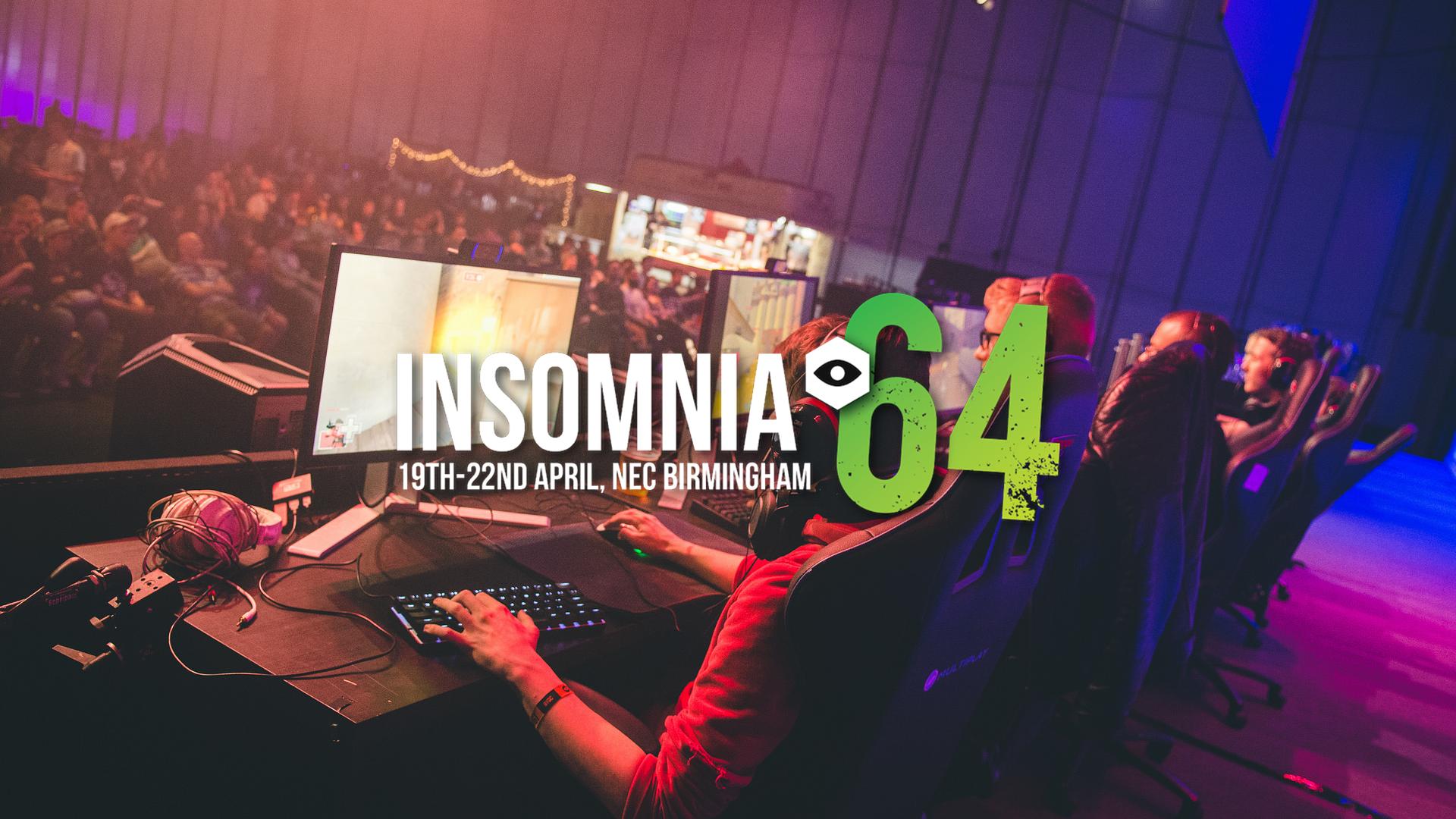 Viperio Staff & Streamers To Attend Insomnia 64