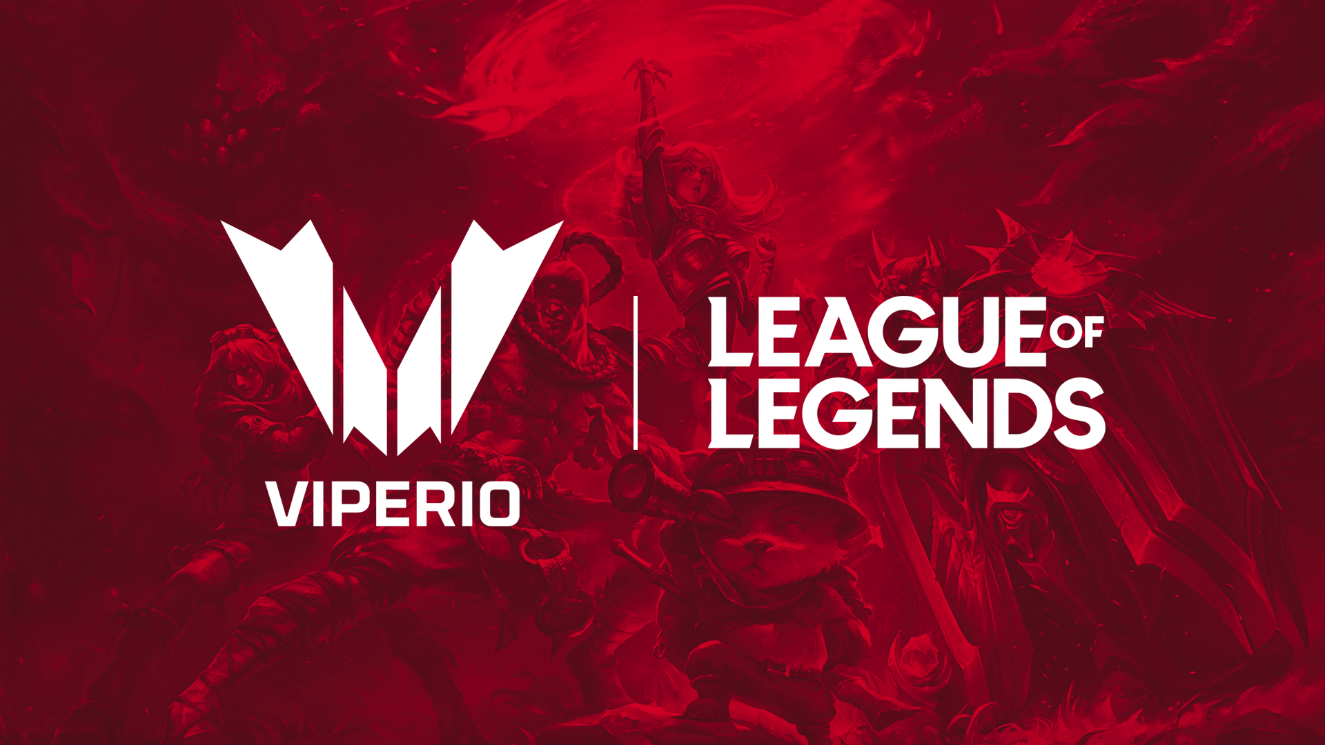 Viperio League of Legends Division Update