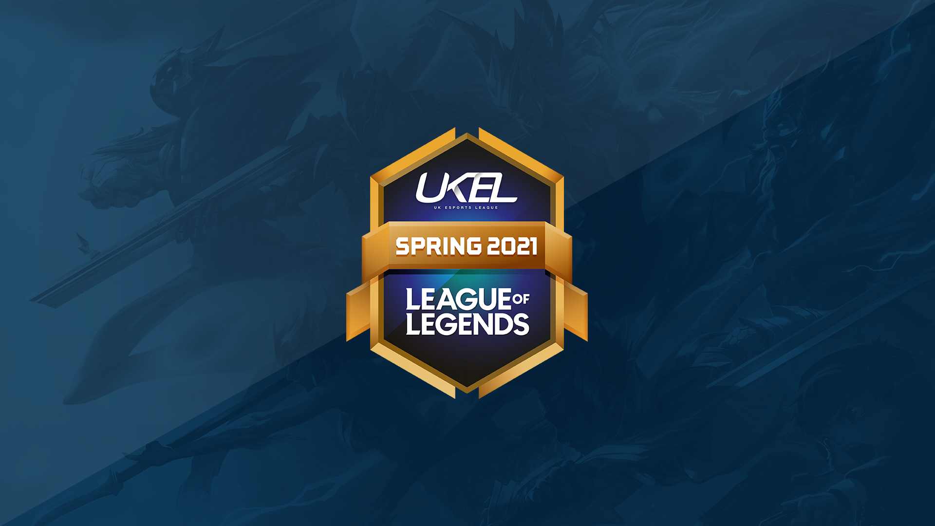 UKEL Season 4 teams confirmed (Spring 2021)