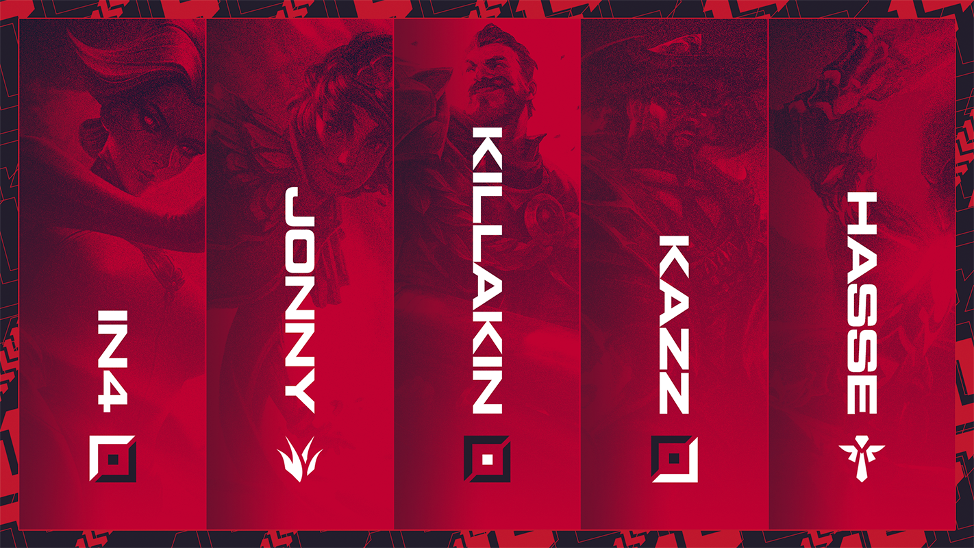 Viperio completes League of Legends roster with 3 new additions