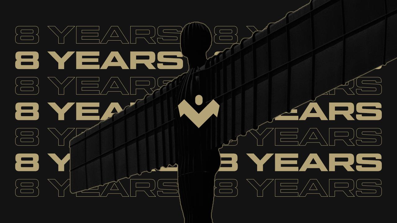 Viperio celebrates its 8th anniversary
