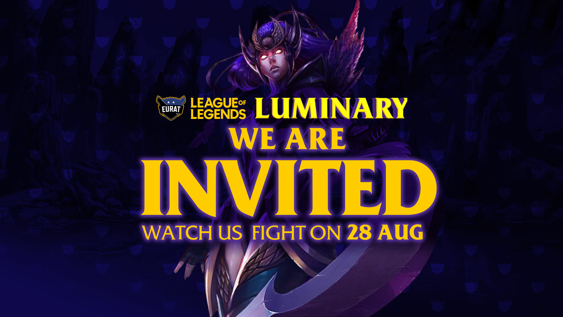 Viperio invited to compete in EURAT's LoL Luminary Series Playoffs
